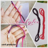colorfull cord protection (pelindung kabel)