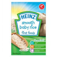 HEINZ FIRST TIME PURE BABY RICE 120 GR
