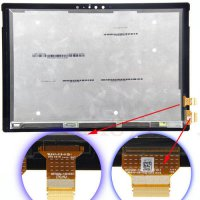 [globalbuy] New Original For Microsoft Surface Pro 4 (1724) LTN123YL01-001 LCD Screen with/4496843