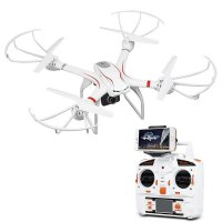 Quadcopter Drone MJX X101 with Camera 5MP FPV HD real time 2,4GHZ 6axis