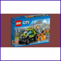 Lego 60121 City Volcano Exploration Truck