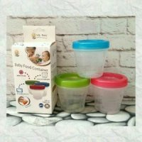 IQ Baby Food Container 3pcs