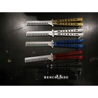 Sisir Benchmade Comb / Sisir Lipat / Butterfly Comb
