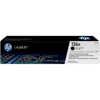 Toner HP Color LaserJet CP1025 Black Print Cartridge