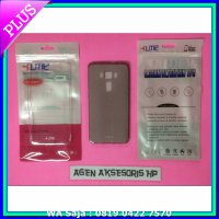 (Casing & Cover) Softcase Zenfone 3 Deluxe Asus ZS570KL 5.7 inchi Ultrathin UME ORI