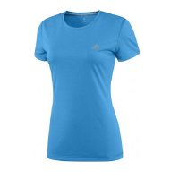 Adidas Training Prime Tee F49391 For Women Original - Blue