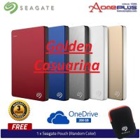 Hardisk Eksternal Seagate Backup Plus Slim 1tb, 1 tb