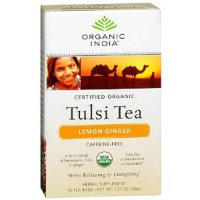 [macyskorea] Organic india Organic India Tulsi Herbal Supplement Tea Bags, Lemon Ginger/6112664