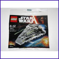 30277 First Order Star Destoryer Polybag Lego Starwars star wars