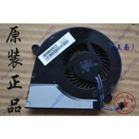 [globalbuy] New Laptop CPU Cooling Cooler Fan for For HP Pavilion 14 15 17 719860-001 TPN-/2883433