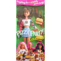 [poledit] Barbie - Pizza Party COURTNEY Doll - Pizza Hut 1994 Mattel/13486886