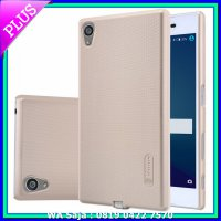 M.U.R.A.H Case NILKIN Lenovo A7000 Plus A7000+ 5.5 inchi Hardcase Frosted Shield