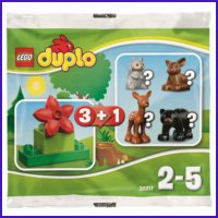 Forest Polybag Lego Duplo 30217