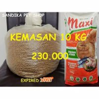 Makanan Kucing / Cat Food MAXI REPACK CHICKEN AND TUNA