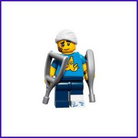 Clumsy Guy Lego Minifigures series 15