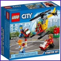 LEGO 60100 - City - Airport Starter Set
