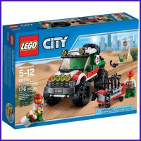 LEGO 60115 - City - 4 x 4 Off Roader