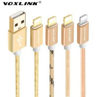 [globalbuy] VOXLINK Original 2M/6FT USB Cable for iPhone 5s 5 5c 6 6s 8 Pin Data Sync Cabl/4230913