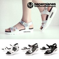 [Paperplanes] Paper Plane PP1412 summer high-calf sandal shoes korean men women shoes style