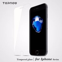 [globalbuy] Tempered Glass Screen Protector Film For Apple iphone 4s 5s 5c SE 6s 7 Plus 9H/4230499