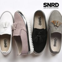 [Paperplanes] SNRD women tassel looper SN173 korean men women shoes style