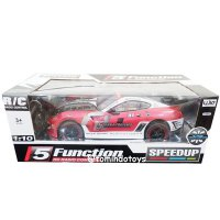 RC Car Drift Speed Up Ujie 5 Function RED Ferarri UJ99-35 1:10 Scale