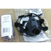 Masker Honeywell NORTH 5500 Series Half Mask Complete With Filter