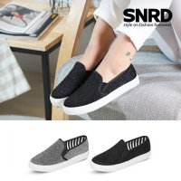 SNRD slip-on shoes sneakers couple sneakers SN102 ship from korean style shoes