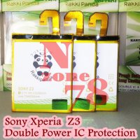 D.I.S.K.O.N BATERAI SONY XPERIA Z3 D6903 D6553 DOUBLE POWER PROTECTION