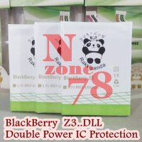 (Platinum) BATERAI BLACKBERRY Z3 Z-3 RAKKIPANDA DOUBLE POWER PROTECTION
