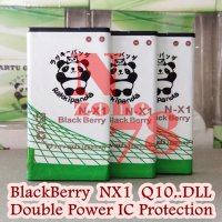 M.U.R.A.H BATTERY BLACKBERRY Q10 NX1 DOUBLE POWER PROTECTION