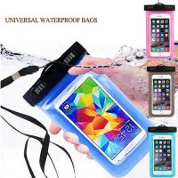 [globalbuy] 100 Waterproof Bag Pouch Mobile Phone Case For Apple iPhone 6 6S 7 Plus 5S 5c /4229707
