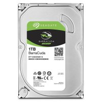 Seagate Barracuda 1TB Chace 64MB SATA 6.0Gb/s 3.5'-Hardisk Internal