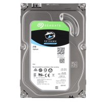 Seagate Skyhawk 2TB Sata 6GB/s Cache 64MB 3,5''-HDD Internal