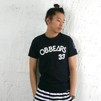 [OB Baseball Tee - Men's Clothing / summer clothes, personal / T / T / Round tea / Doosan Bears / professional baseball / jersey