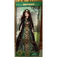 [poledit] Mattel Princess of Ireland Barbie Dolls of the World Line 12` Doll/13480671