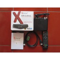 Xtreamer Bien V2.0 Set Top Box Dvb-T2 Hdmi Media Player Tv Tuner Digital