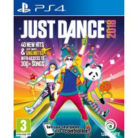 PS4 JUST DANCE 2018 (REGION 3/ASIA/ENGLISH)