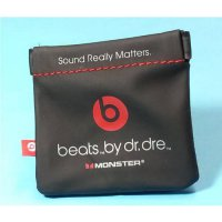 [macyskorea] Netjnp In-Ear Beats Earphone Black Carrying Pouch for Dr.Dre, iBeats, Tour, H/8513669