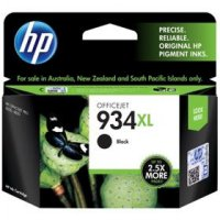 Tinta HP 934XL Black Ink Cartridge
