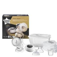 Tommee Tippee Closer to Nature Electric Breast Pump Breastpump Set