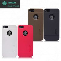 Nillkin Hardcase Frosted Shiled Hard Case Apple iPhone 5 5s iPhone5s Original Cover Backcase PM Warna
