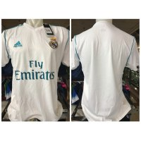 JERSEY REAL MADRID HOME 2017 2018 GRADE ORI