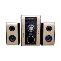 POLYTRON PMA 9503 Audio Active Speaker - Gold