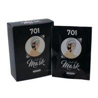 [ Sachet ] 701 Peel Off Black Mask BPOM SJ0219