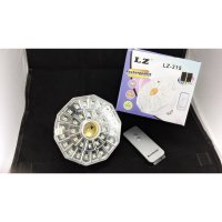 Lampu Emergency Remote Fitting 32 SMD + 2 PCS AKI