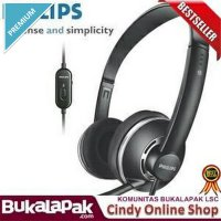 Stereo Headset Philips For Music Gaming Video Chatting & Call Skyp
