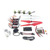 [globalbuy] F11118-B DIY 4 Axle GPS Mini Drone Parts ARF Kit: Brushless Motor EMAX Simon E/4457501