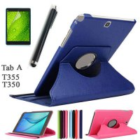 [globalbuy] HOThigh quality Rotating Stand Case For Samsung Galaxy Tab A 8.0 T350 T355 P35/4311272