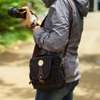 Tas Kamera Sling Bag Camera Mirrorless DSLR - Firefly I